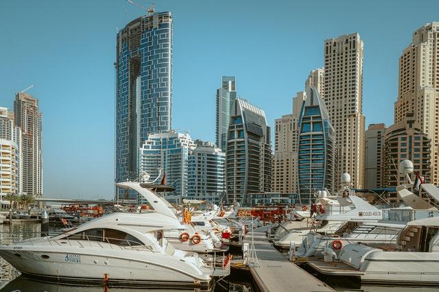 עסקים בדובאי