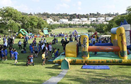 קיץ במודיעין: מסיבת מזרקות, רכיבה על אופניים וסיפורי עמים