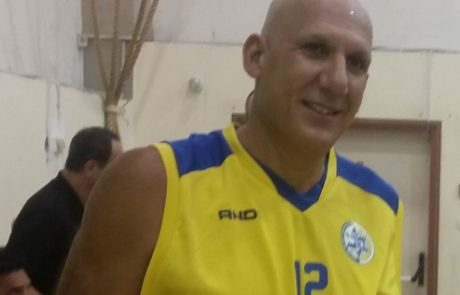 המכבים באים – ותיקי מכבי תל אביב בכדורסל במשחק ראווה מול נבחרת הכוכבים של העיר