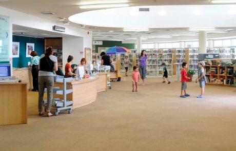 חודש הקריאה במודיעין: איזה ספר הכי נקרא, כמה מנויים בספרייה העירונית ובמה בחרו בני הנוער