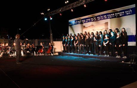 אירועי יום השואה בעיר