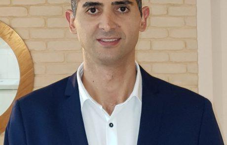יניב עמוס נבחר לגזבר עיריית מודיעין מכבים רעות