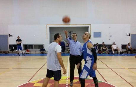 שיא של 17 קבוצות וכ-200 שחקנים בליגת בית הכנסת בכדורסל