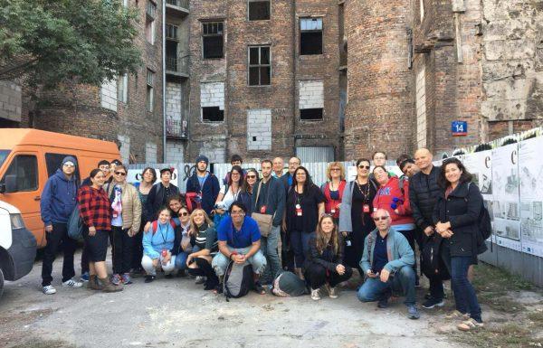 מסע לפולין של משלחת צעירים עם צרכים מיוחדים