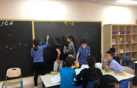 """מקבלים השראה:שלושה מרחבי לימוד מיוחדים נחנכו בבית חינוך """"כרמים"""""""