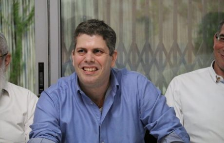 עמיעד טאוב נבחר לראשות 'הבית היהודי' במודיעין מכבים רעות