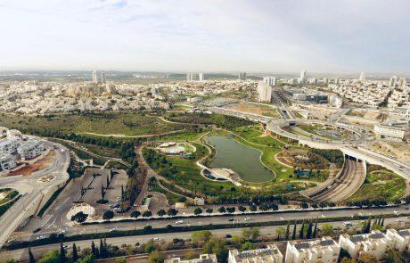 העירייה מגבירה את האכיפה בפארק ענבה; שינויים בשעות הפעילות