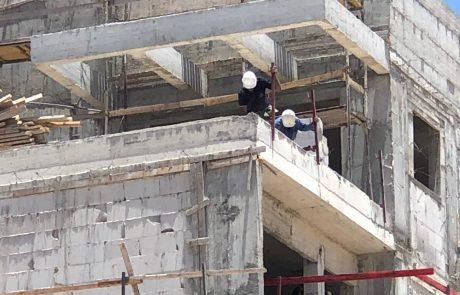 """השכונה הודממה: פקחי הבטיחות בבנייה הגיעו ל""""נופים"""" – כל 15 אתרי הבנייה שנבדקו נסגרו בצו מיידי"""