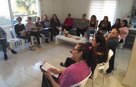 אלפי תושבים השתתפו בפרויקט נעים להכיר שבו פגשו 70 נשים יזמיות