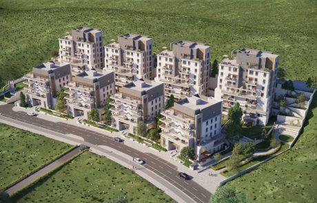 חברת דרא החלה לשווק פרויקט חדש בשכונת מורשת במודיעין
