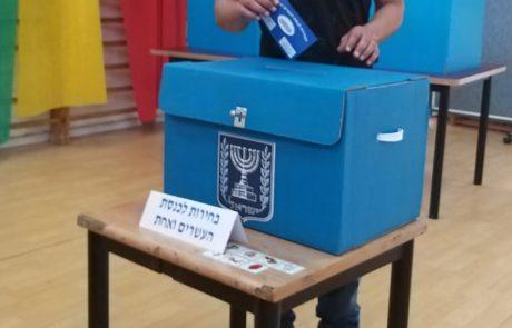 מודיעין הולכת (שוב) להצביע | 98 קלפיות, 62,176 בוחרים ומעטפה כחולה אחת. אז איפה הקלפי שלכם?