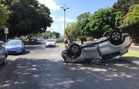 מודיעין-מכבים-רעות: מעל 600 נפגעים בתאונות דרכים בעשור החולף רק בחודשי הקיץ