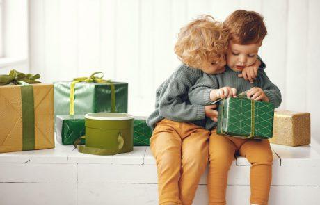 כיצד בוחרים מתנות לילדים?