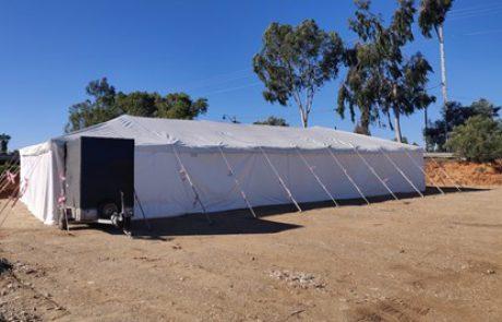אוהל לאירועים למכירה