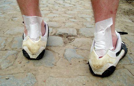 הפתרון היעיל ביותר לדורבן בכף הרגל באמצעות טיפול בגלי הלם
