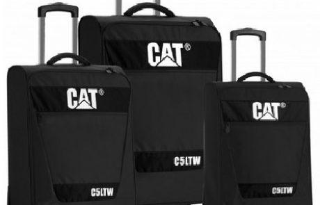 יצרנית המזוודות קאטרפילר מגיעה לישראל