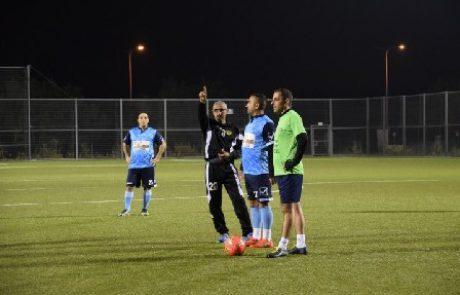 ליגת בתי הכנסת בכדורגל יצאה לדרך