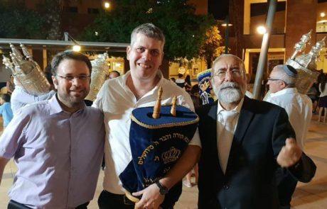 תנועת ״עלינו״ לשילוב עוליםקוראתלהצביע לבית היהודי במודיעין