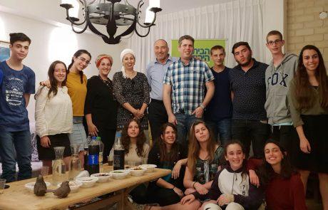 משהו צעיר מתחיל: הושק מטה הנוער של הבית היהודי במודיעין