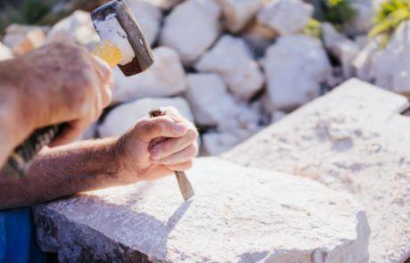 אבן שיש- אבן יפה ומיוחדת בבית שלכם