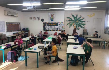 """חוזרים ללימודים: רק שני־שליש מתלמידי בתיה""""ס היסודיים הגיעו ליום הראשון"""