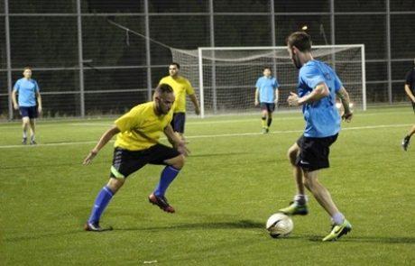 נערכים לעונה השלישית של ליגת בתי הכנסת בכדורגל