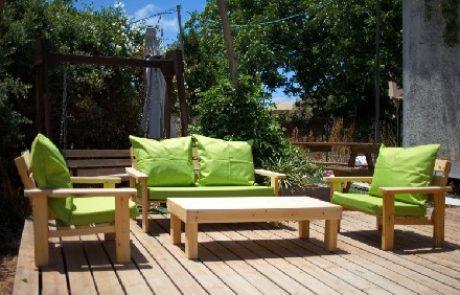 פינות ישיבה לגינה, מתי כדאי לקנות?