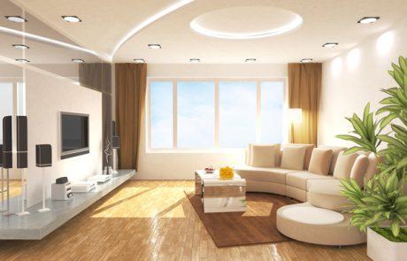 ההסתגרות בבתים מאפשרת לנו לבחון מחדש את חשיבות התאורה לבית