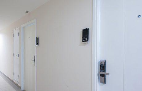 בקרת כניסה לדלת – ככה תשמרו על הפרטיות בבית או בעסק