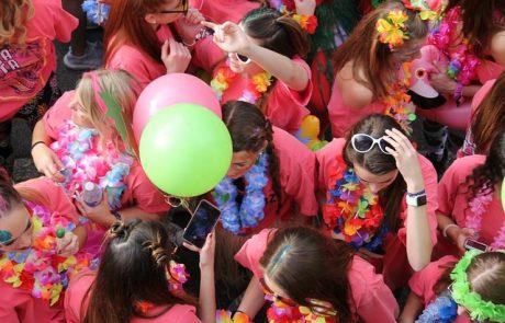 וילות למסיבות –מסיבת רווקות מושלמת בוילה
