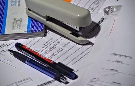 """איך למלא דו""""ח שנתי של חברה פרטית"""