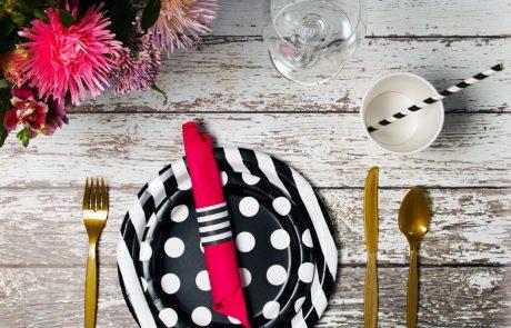 איך ליצור שולחן יום הולדת מעוצב בקלות