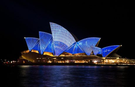 5 מקומות מומלצים לטייל בהם באוסטרליה